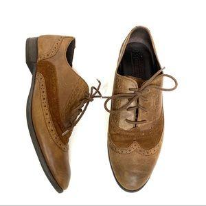 Born Ellinor Oxford in Brown Rust